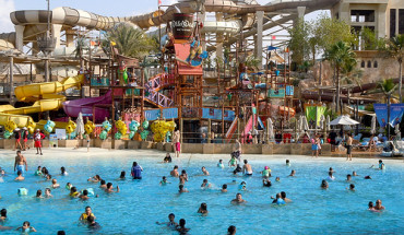 Wild Wadi Waterpark, Dubai