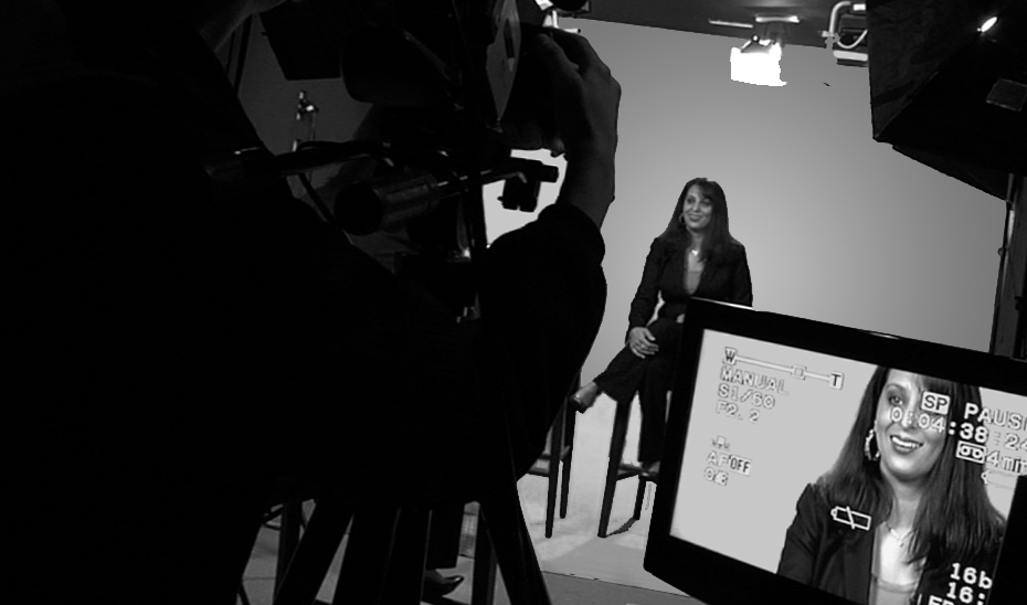 Corporate videos should represent your brand well ... are they professional enough? ... photo by CC user MariettaVideoProductions.com on wikimedia commons