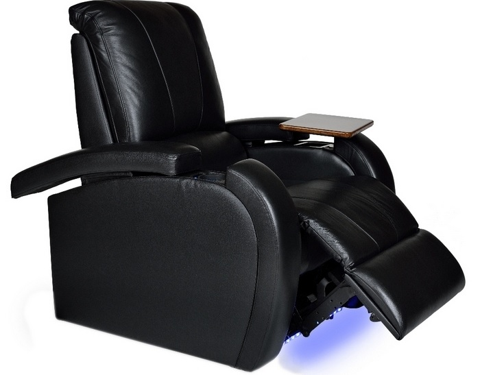 Celebrate Super Bowl Sunday in this sweet recliner...!