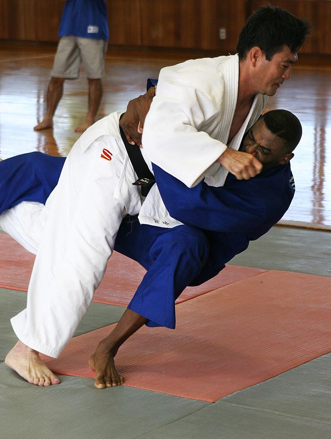 Learning a martial art such as Judo is great for Mastering the Art of Self Discipline