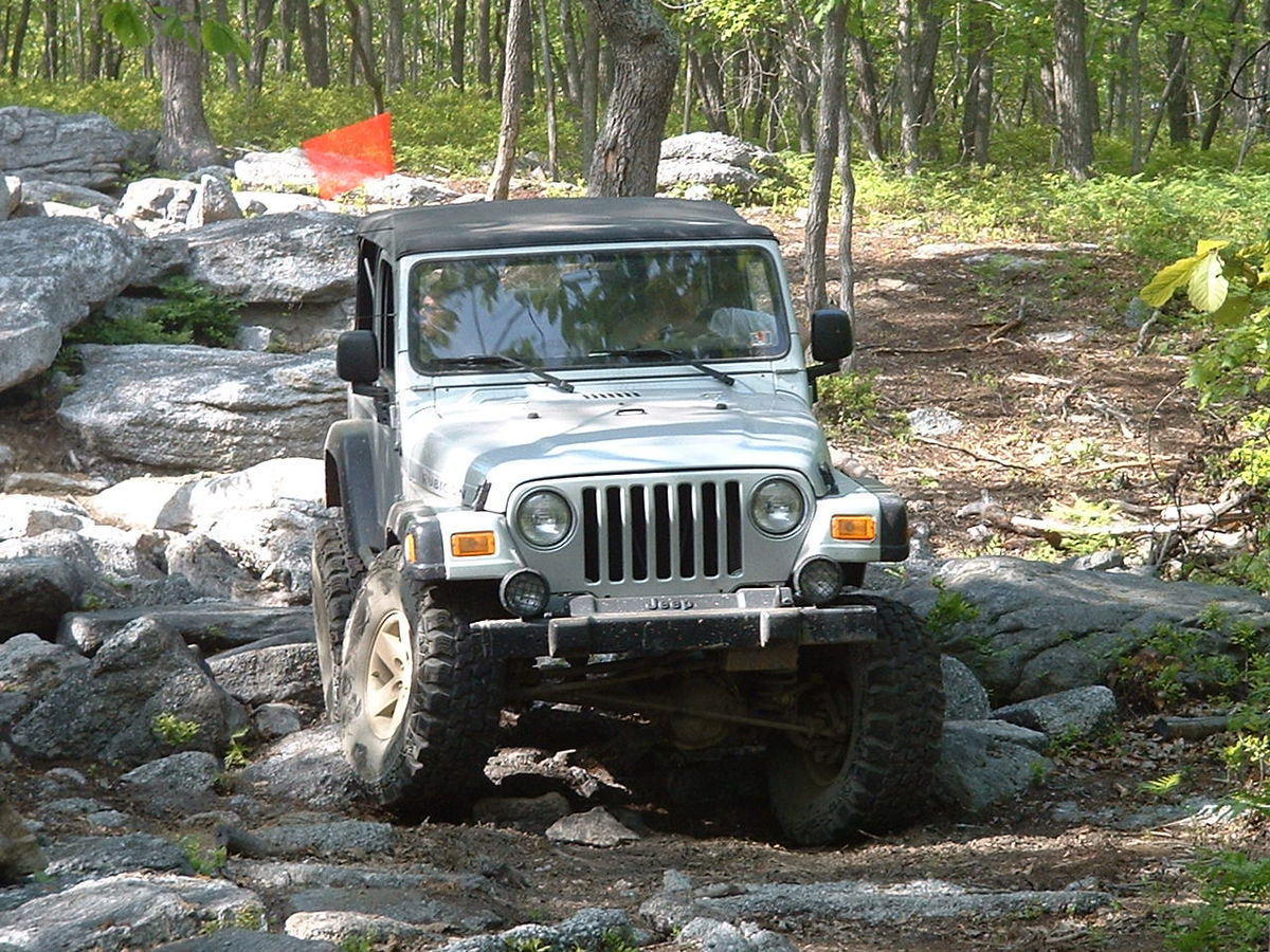 Off-Road Driving Vs Everyday Driving: there is a world of difference between the two