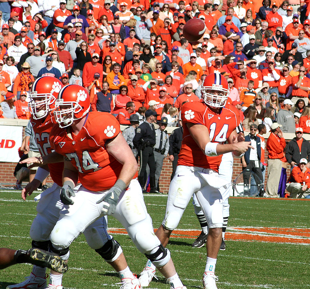 Clemson is one of the College football teams to watch entering bowl season