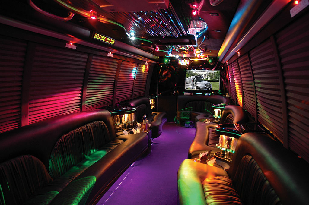 Want to make a big splash in your next social event? Rent a Party Bus...