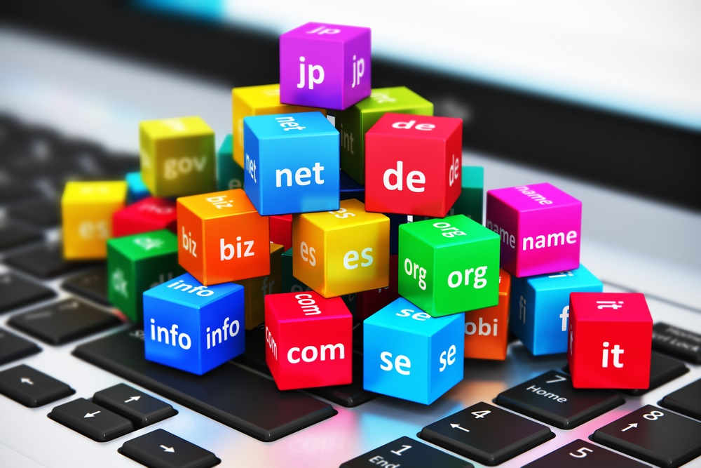 Picking Your Domain Name is no small task