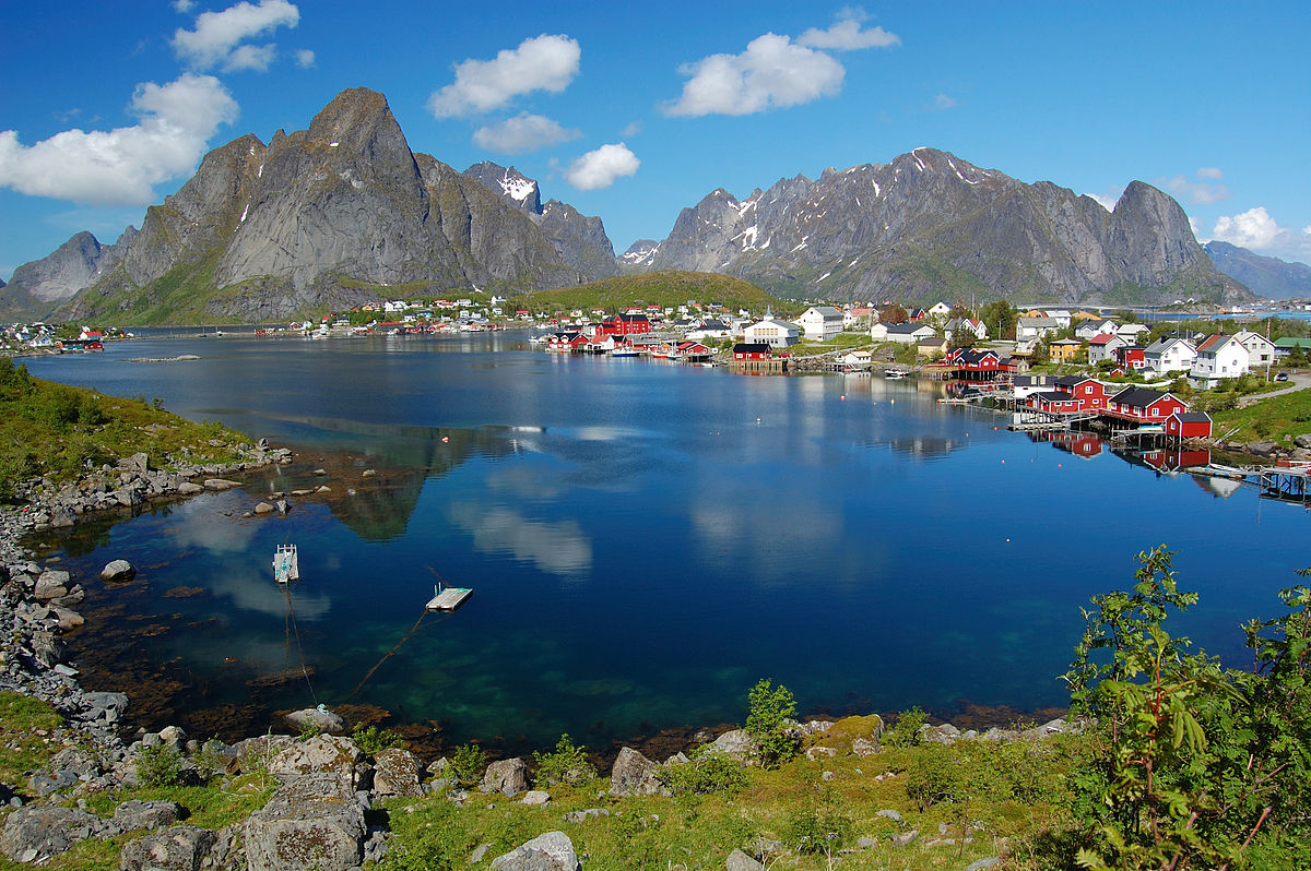 Norway is one of the Best Countries in Europe for Investment ... photo by Petr Šmerkl, Wikipedia