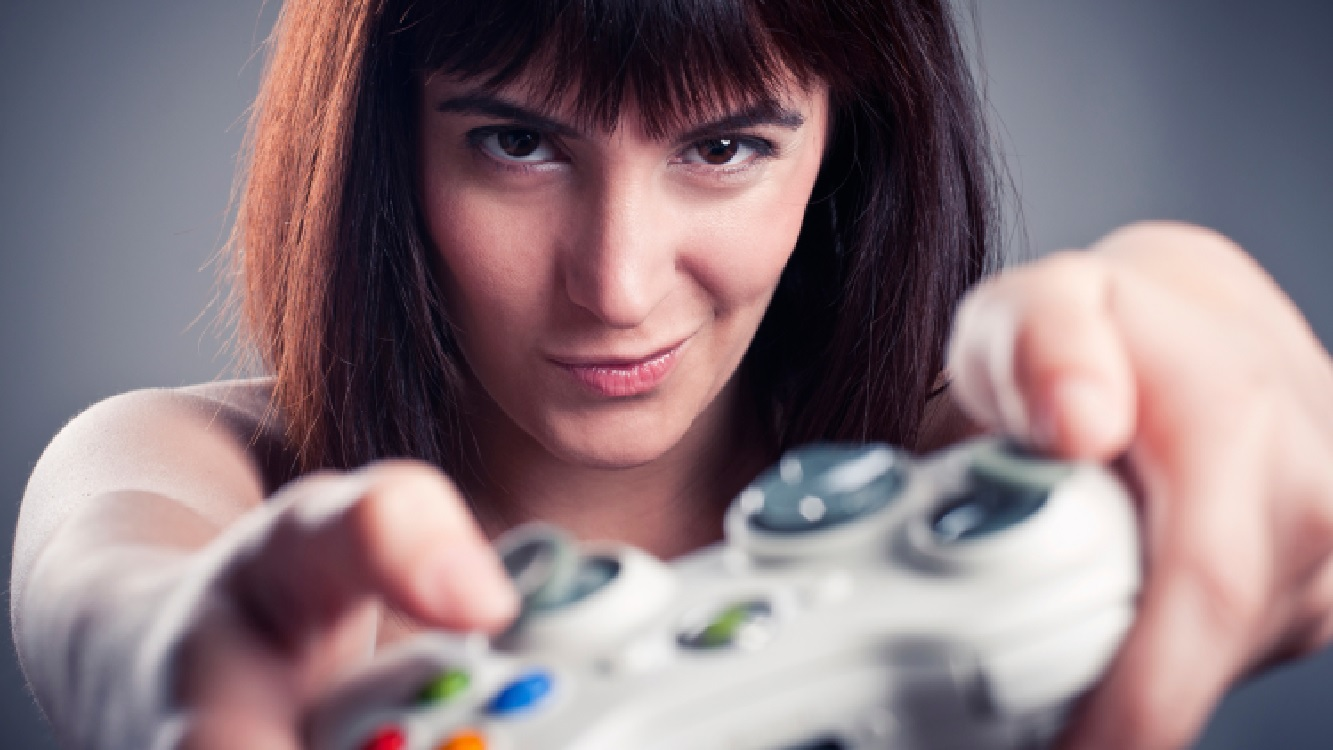 female gamers are here to stay