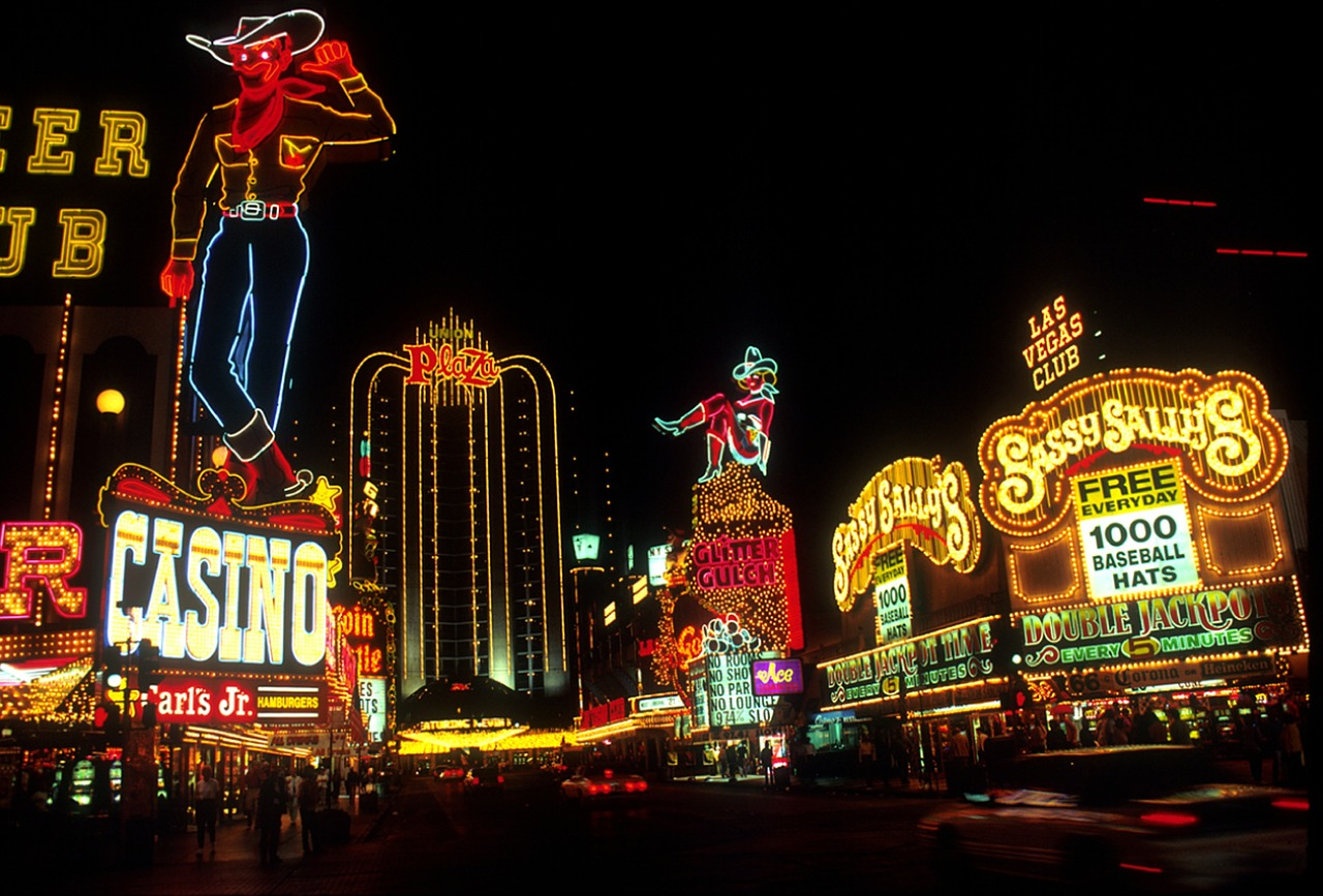A Las Vegas Experience isn't complete until you head down to the Fremont Street area