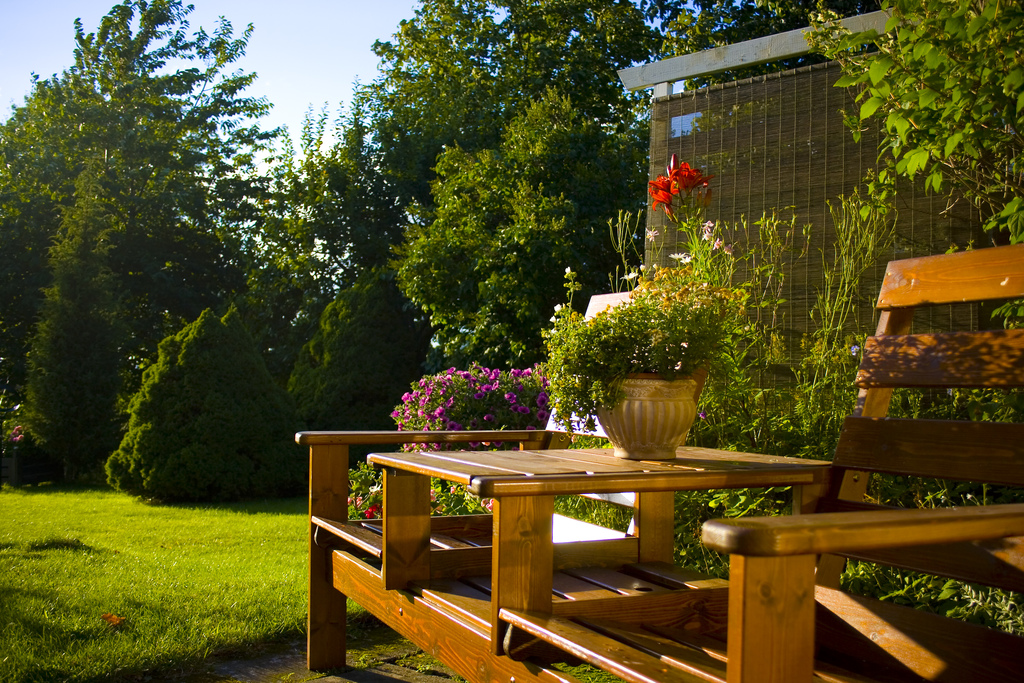 How will you make the most of your Outdoor Living Space?