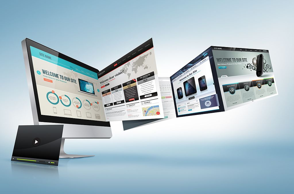 What are the latest trends in website designs?