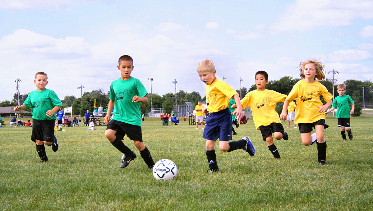 There are many Ways to Get Young Ones Interested in Team Sports