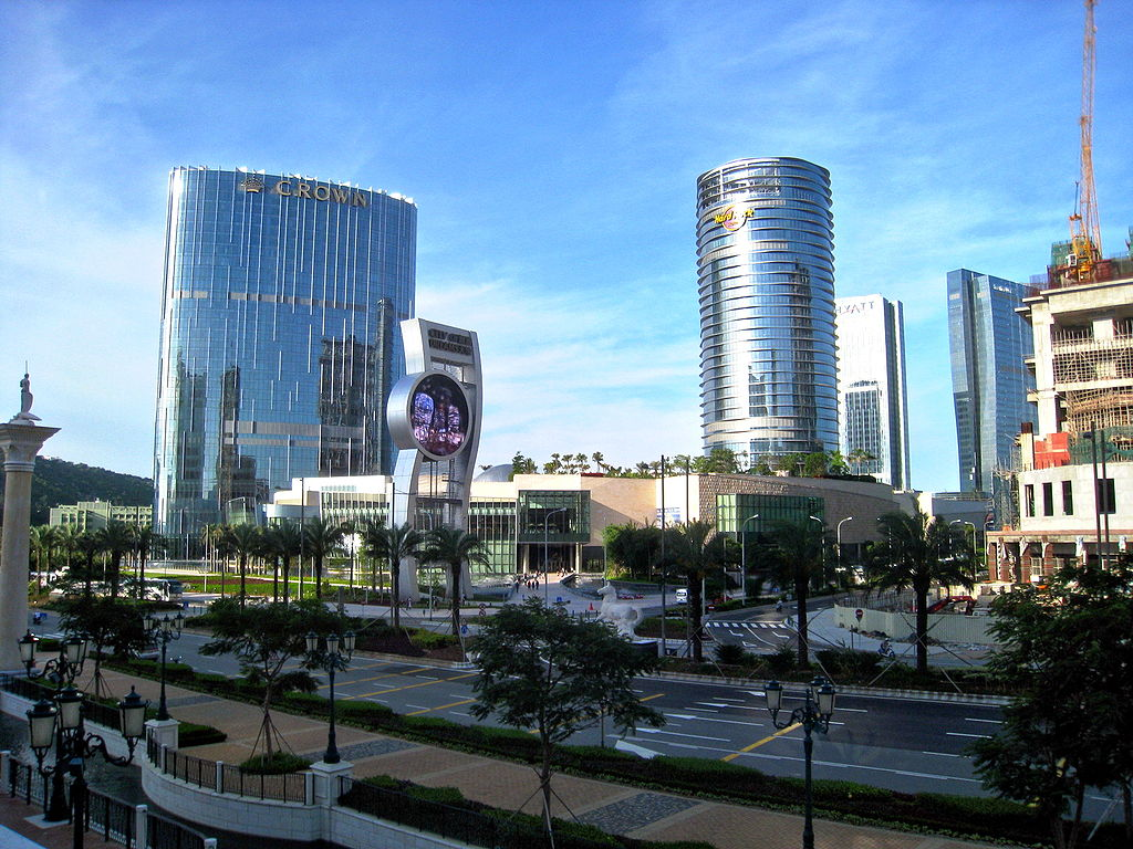 The City of Dreams Casino is among the Best casinos in the world for playing slots