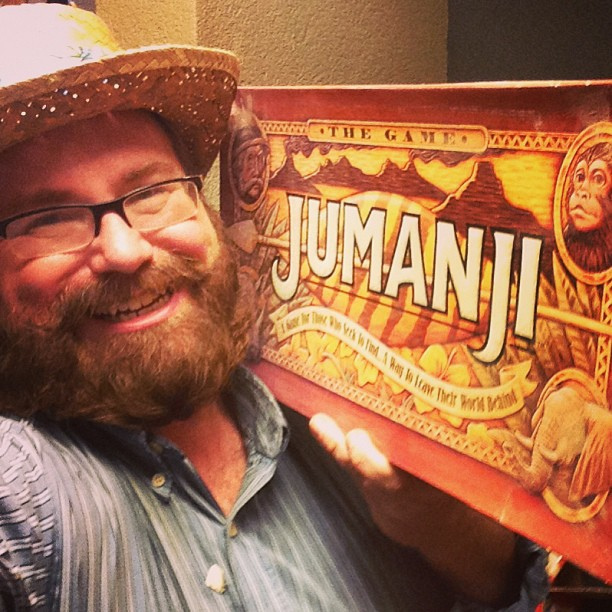 Of all the Reboots Coming to the Big Screen in 2017, few have drawn the attention Jumanji has
