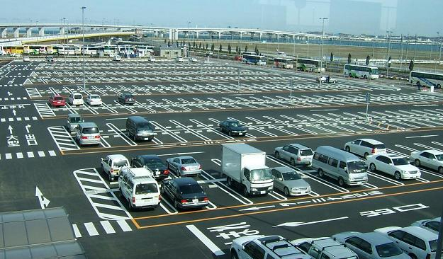 Are you worried about parking before travelling the world?