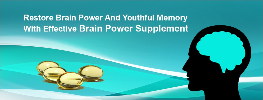 Improve Your Brain Power with Supplements today