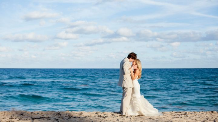 It is the ambition of many to have a Wedding on the Beach